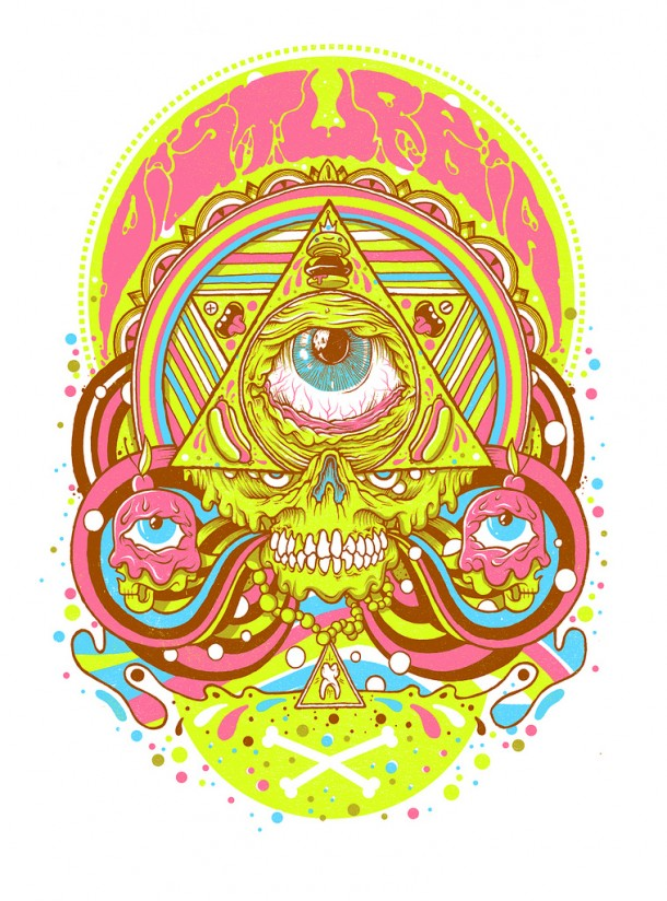 Rock illustrations by Drew MillwardRock illustrations by Drew Millward