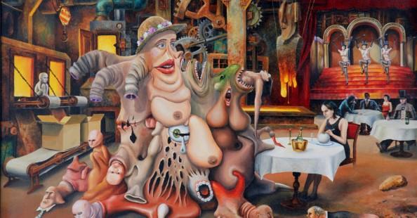 Jaroslaw Jasnikowski's fantastic worldFantastico mondo di Jaroslaw Jasnikowski