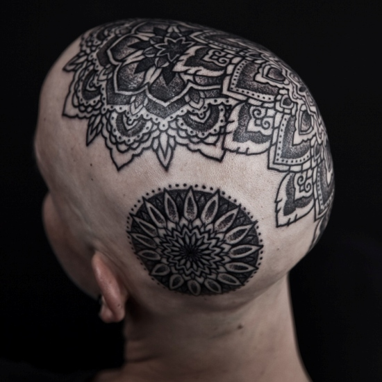 Black and White Tattoos by Thomas Hooper