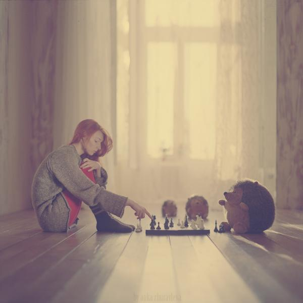 Photography by Anka Zhuravleva