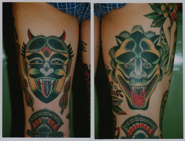 Tattoos by Stuart G Cripwell
