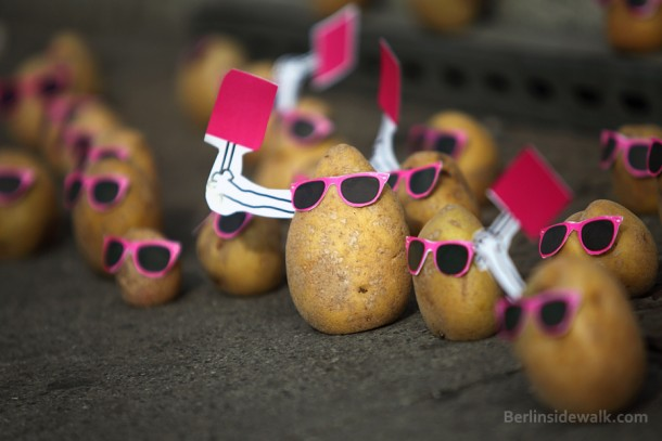 Potato Flashmob by Peter PinkPotato Flashmob by Peter Pink
