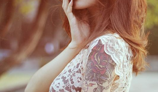 Tattoo Photography by Ira Chernova