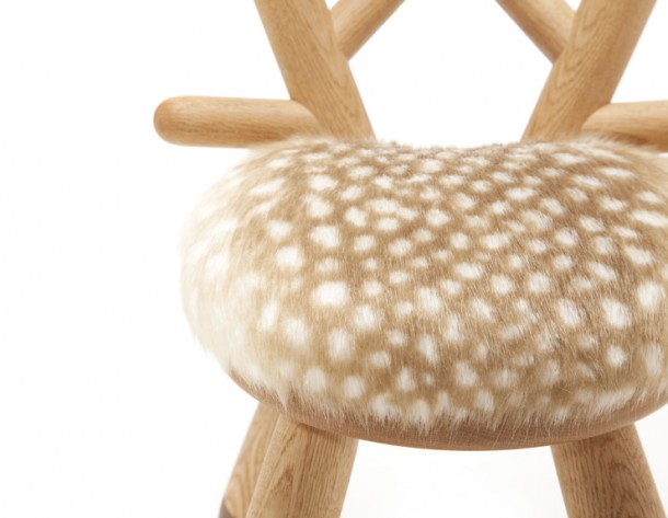 """Bambi Chair"" by Kamina&C"