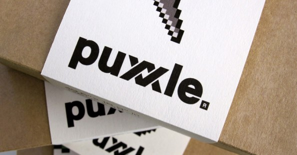 Puxxle · The pixel puzzle