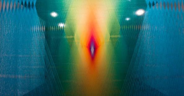 """""""Plexus"""" by Gabriel Dawe""""Plexus"""" per Gabriel Dawe"""