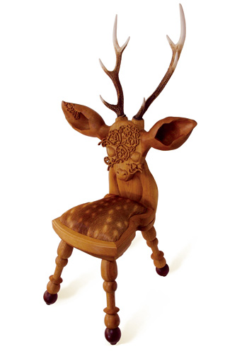Bambi Chair by Kamina&C
