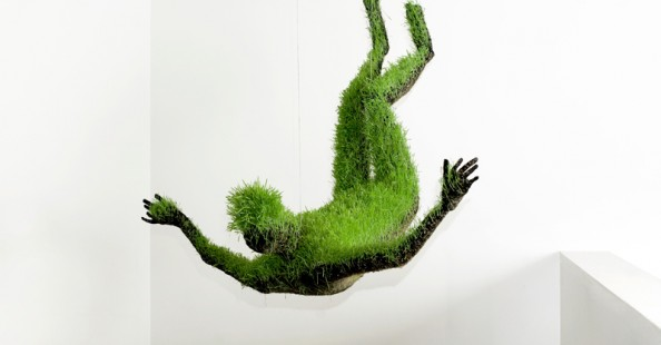 Lives for grass by Mathilde Roussel