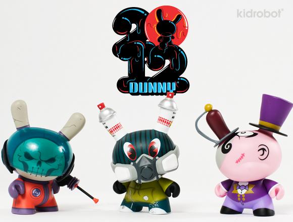Kidrobot Dunny Series 2012