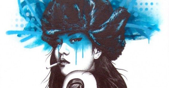Urban Art by Fin DACUrban Art by Fin DAC