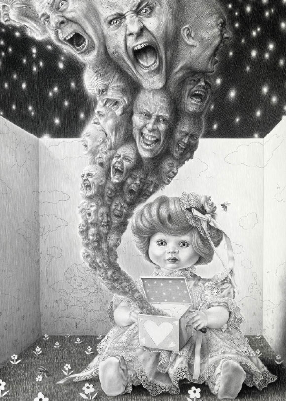 Laurie Liptons illustrations
