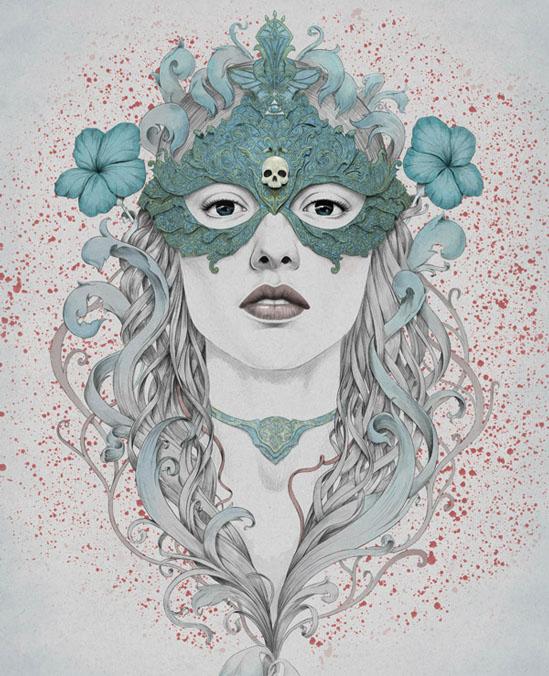 Amazing illustrations by Diego FernandezLe illustrazioni di Diego Fernandez