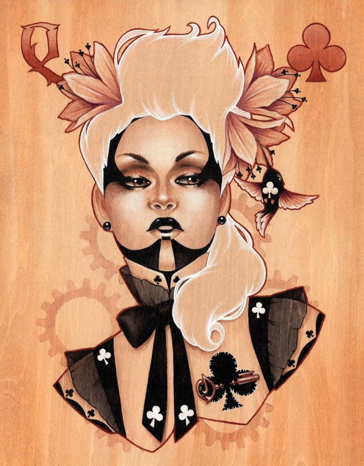 New amazing illustrations by Glenn Arthur