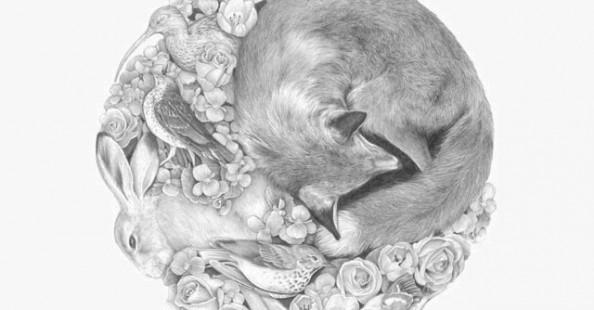 Beautiful drawing by Denise NestorBeautiful drawing by Denise Nestor