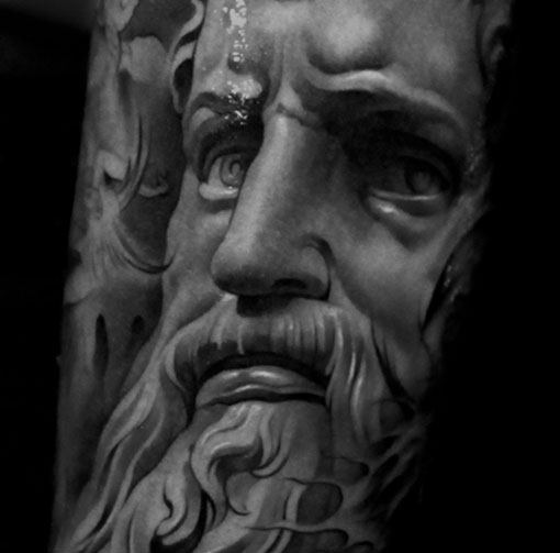 Amazing tattoo art by JUN CHAAmazing tattoo art by JUN CHA