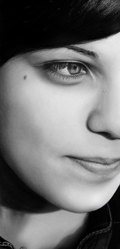 Amazing realistic portraits by Diego Fazio