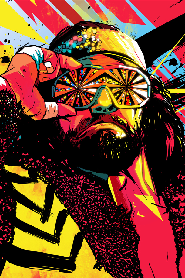 Dead Wrestler by I Love Dust