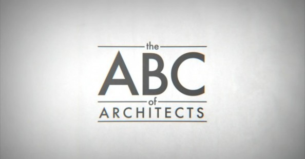 The ABC Of Architects by Federico Gonzalez The ABC Of Architects by Federico Gonzalez