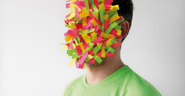 &quot;Paper Face&quot; by Hctor Sos