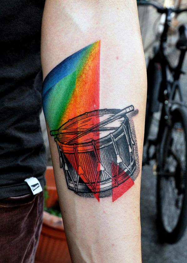 Tattoos by Marcin Aleksander Surowiec