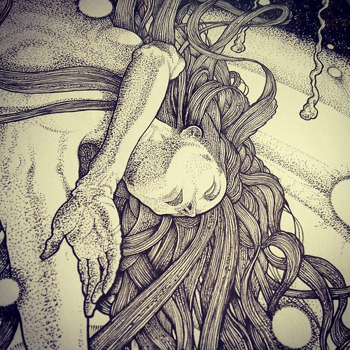 Richey Becketts illustrations