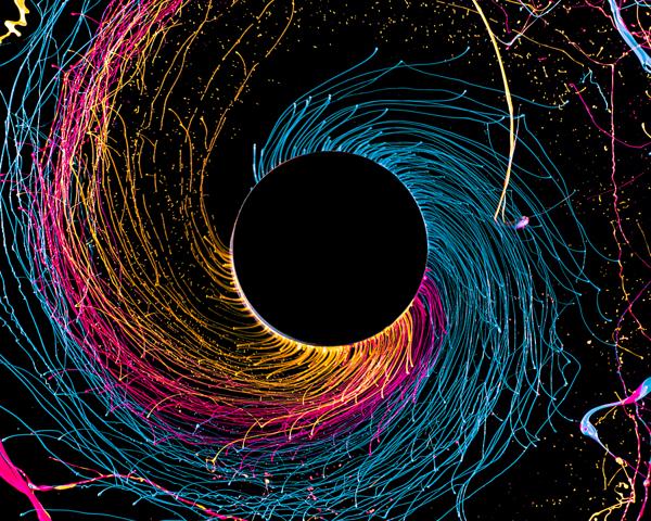 Black Hole by Fabian OefnerBlack Hole by Fabian Oefner