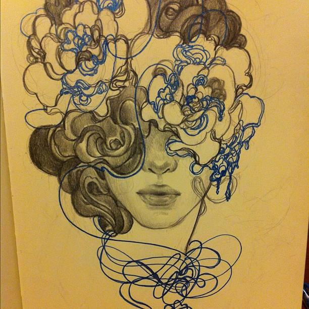 Amazing sketch drawings by Sooj Mitton