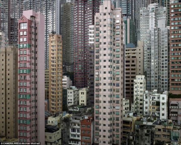 Low income apartments in Hong Kong