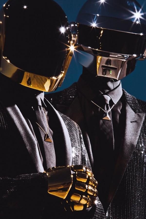 Daft Punk by Nabil Elderkin