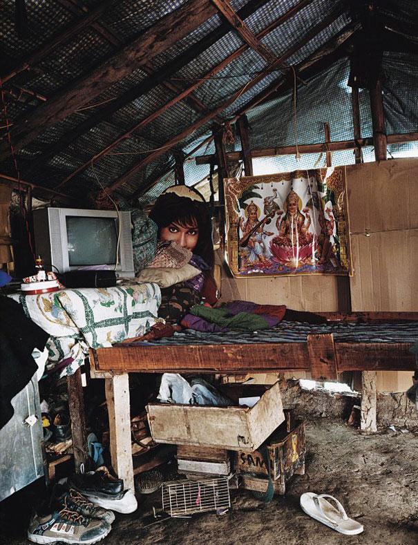 Where Children Sleep by James Mollison