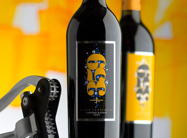 The Labelmaker wine packaging collection