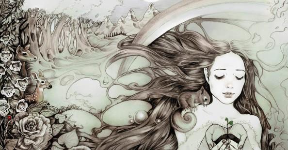 Amazing artworks by Martine Johanna