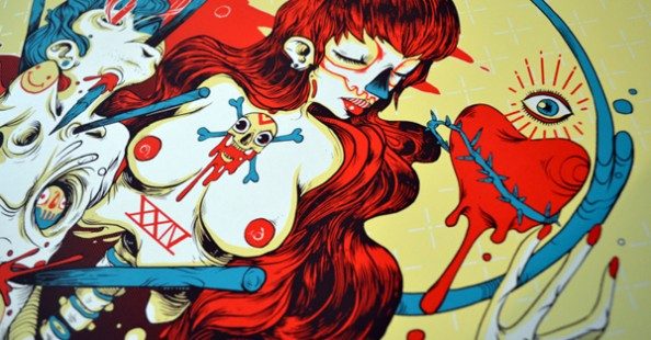 Art Prints by Raul UriasArt Prints by Raul Urias