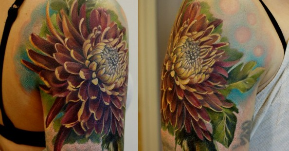 Spectacular tattoos by Andrey Barkov
