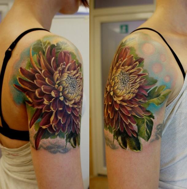 Spectacular tattoos by Andrey Barkov