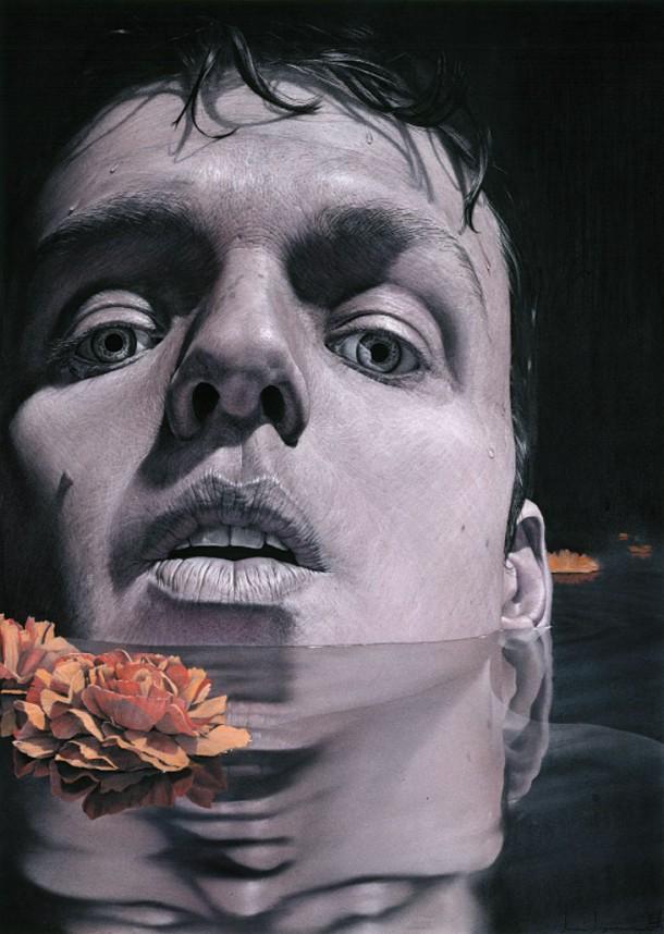 Self Portraits by Ian IngramSelf Portraits by Ian Ingram