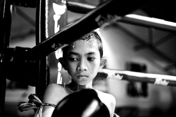 The Child Fighters of Thailand