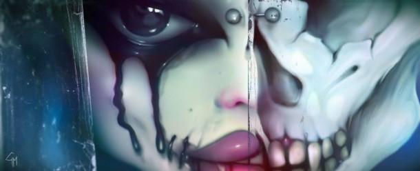 Spooky Tattoo Dolls by Gianluca Mattia