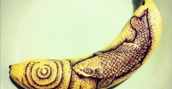 Tattoo a Banana by End CapeTattoo a Banana by End Cape