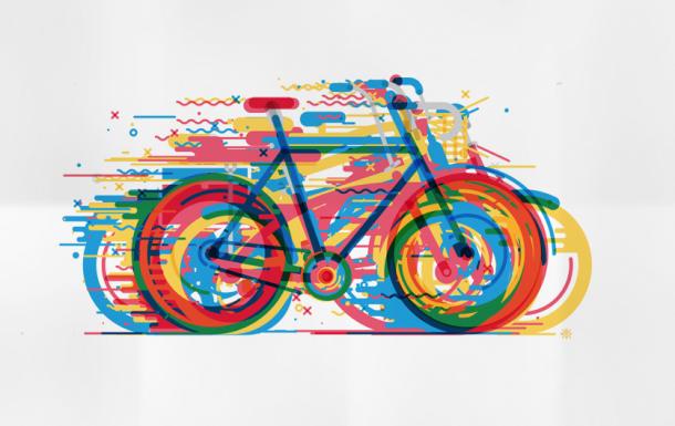 """Bicicletas"" by Daniel Gonzàlez"