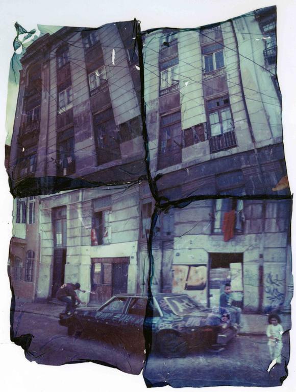 Freaky Polaroids by Lio MunozFreaky Polaroids by Lio Munoz