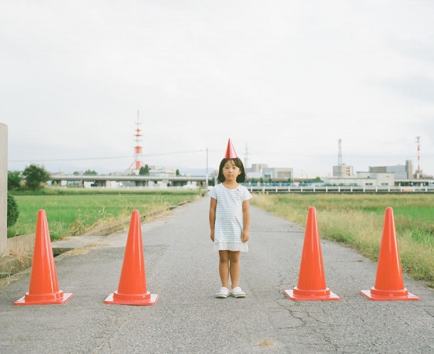 Japanese Photographer Takes Imaginative & Adorable Photos of His Daughter