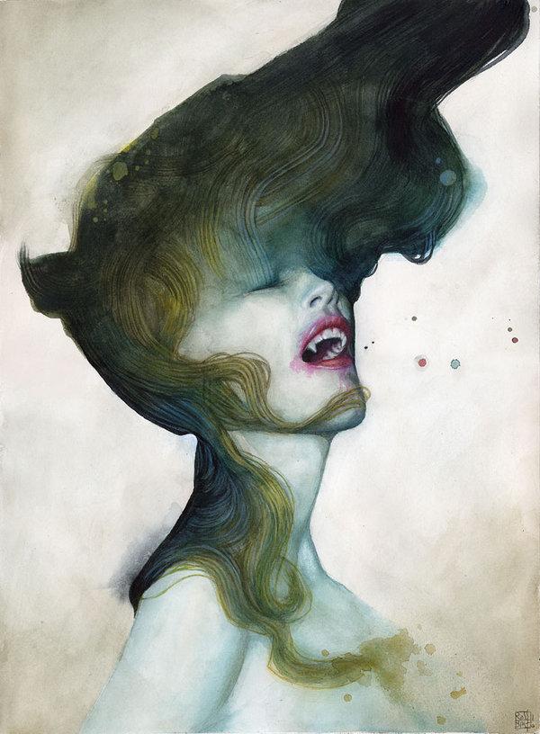 Stunning art by Jean-Sebastien Rossbach