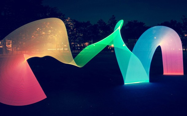 Pixelstick | Light painting evolved