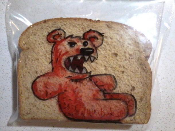 Sandwich Art by Laferriere