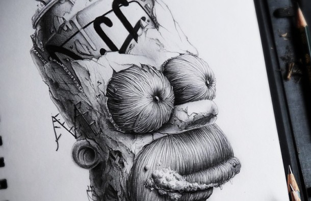 """Distroy"" stunning characters portraits by PEZ"