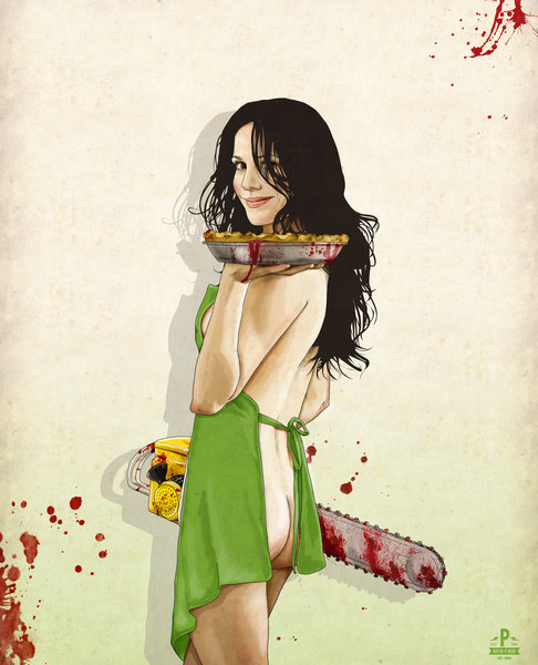 Splatter Starlets by Keith P. Rein