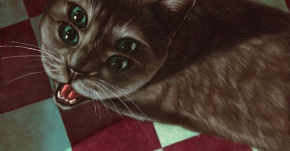 "Wacky ""Kitty"" by Casey Weldon"
