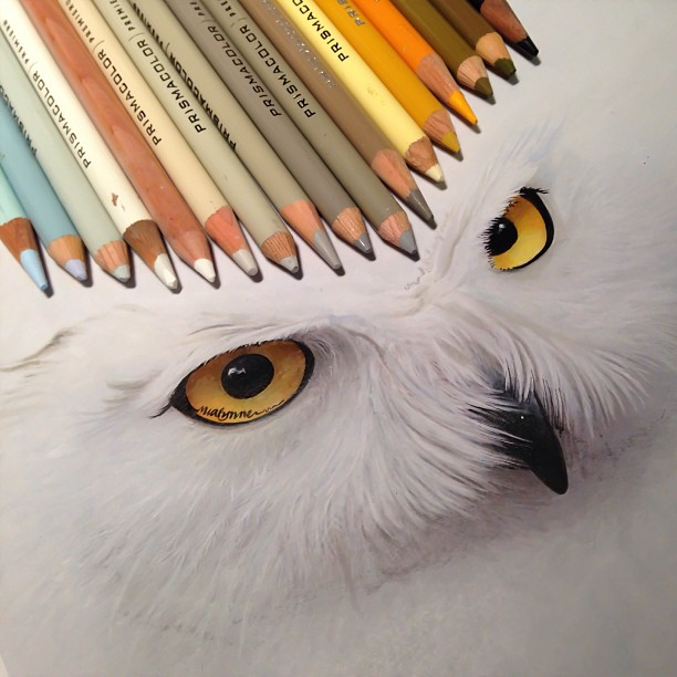 Hyperrealism by Karla Mialynne