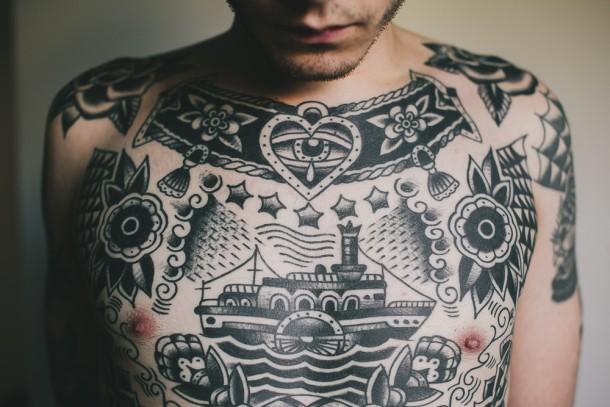 Tattoo by Matt HoustonTattoo by Matt Houston